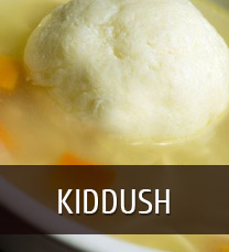 Kiddush Catering