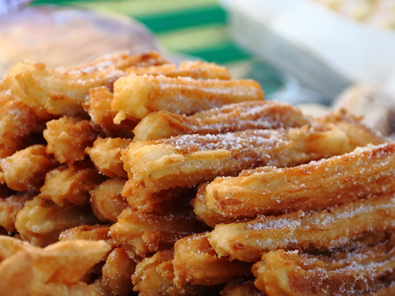 Easy Homemade Churros