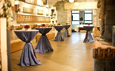 St. Louis City Museum Wedding